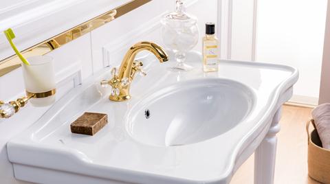 Creavit'ten Antik Banyo Takımı