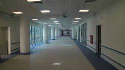 Hastane Zeminde İnovasyon Ürünü Kullanıldı