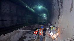 Kop Tüneli'nin 5 Bin 200 Metresi Delindi