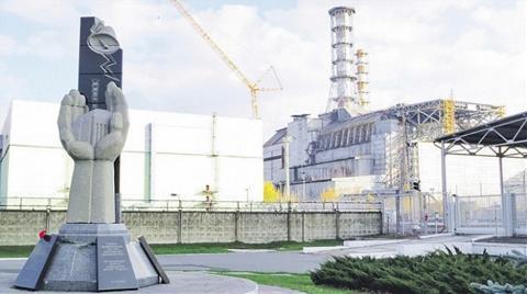 Çernobil'in Nükleer Küllerinden Güneş Enerjisi Doğuyor