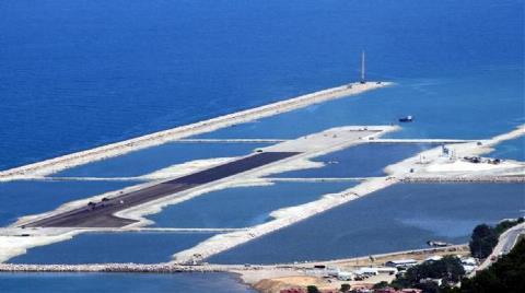 Ordu-Giresun Havalimanı Sahası Büyütülecek