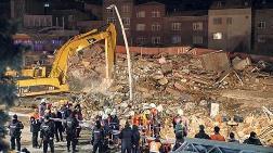 Zeytinburnu'nda Yıkılan Bina Raporlu Çıktı!