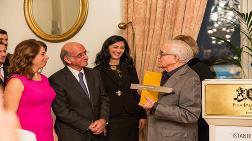 İstanbulSMD 2016 Mimarlığa Katkı Ödülü Doğan Tekeli'nin