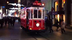 Beyoğlu'nun Nostaljik Tramvayı 6 Ay Yok