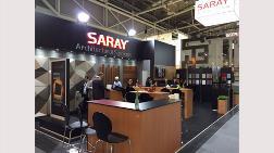 Saray Alüminyum Ürünlerini Almanya'da Sergiledi