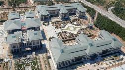 Cumhurbaşkanlığı Sarayı'nın Yüzölçümü 2 Kat Arttı