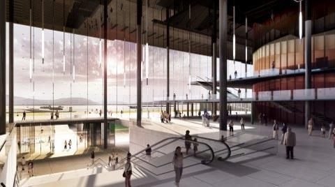 İzmir'in Yeni Opera Binası için Yeniden İhale Kararı!