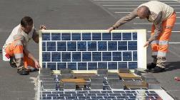 """""""Otogarda Güneş Enerjisi Olumlu"""""""