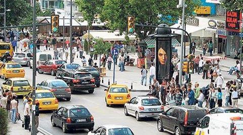 'Türkiye'nin Şanzelize'si İmdat Diyor!