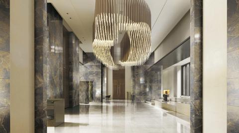 Kalebodur Seramik Serisi: Luxury Marbles