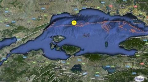 Marmara için Deprem Açıklaması: '10 Katil Fay Var'
