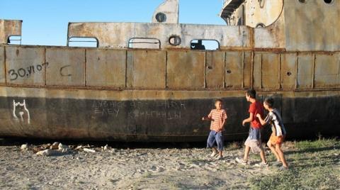 Aral Gölü Havzası için 2,6 Milyar Dolar