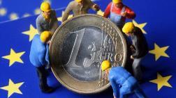 Euro Bölgesinde İşsizlik Geriledi