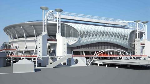 Rönesans, Amsterdam Arena'da Renovasyona Başlıyor