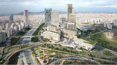 İstanbul Finans Merkezi Kanunu Geliyor!