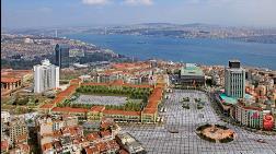 """""""Taksim Meydanı'na Cami İhtiyaç Değil Siyasi Hamle"""""""