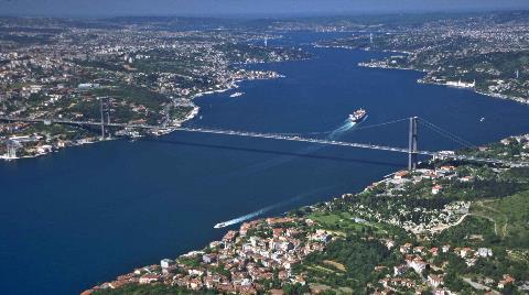 İstanbul Boğazı İlk Kez Bir Belediyenin Logosunda Yer Aldı