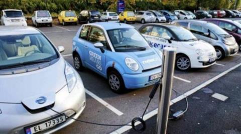 Norveç'teki Araçlar Sıfır Emisyonlu Oluyor