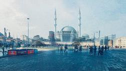 İşte Taksim'e Yapılacak Cami Projesinin Detayları