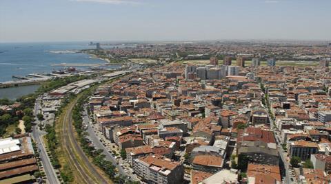 Zeytinburnu'nda Yerinden Etme Dönüşümü
