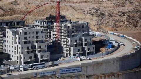 BM'den İsrail'in Batı Şeria'daki Konut Kararına Uyarı!