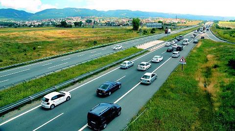 Bölünmüş Yollarla 16,8 Milyar Lira Tasarruf