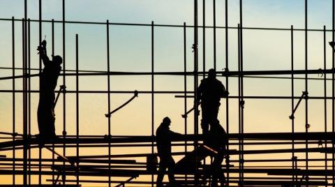İnşaat Sektörü 2017'de 200 Bin Ek İstihdam Sağlar!