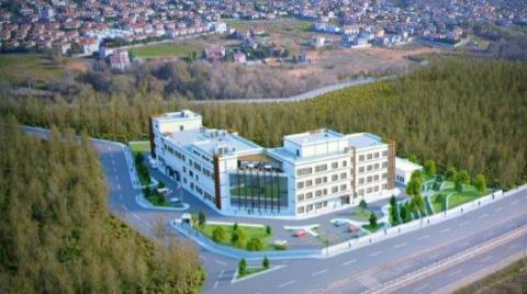 Şile'ye Yeni Devlet Hastanesi Yapılıyor
