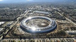 Apple'ın Uzay Üssü için Geri Sayım