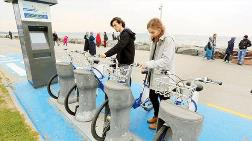 İstanbul'da Akıllı Bisiklet İlgisi