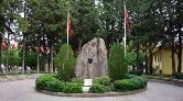 Zübeyde Hanım Anıt Mezarı Yakınına Yapılan Tuvalet Yıkılıyor