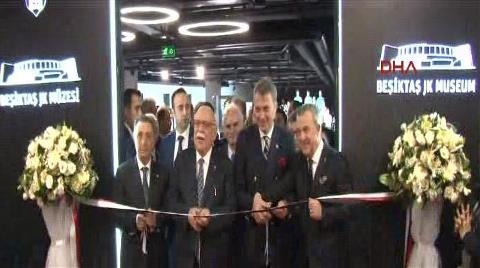 'Beşiktaş Müzesi Güzel Bir Örnek Teşkil Edecek'