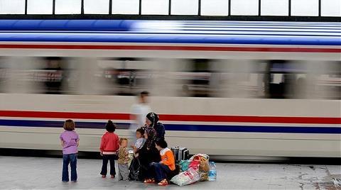 Türkiye'de 2 Milyonu Aşkın Kişi Göç Etti