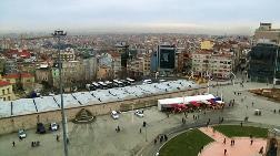 Taksim'e Yapılacak Camiye Ruhsat Verildi
