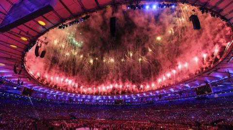 Rio Olimpiyatları'ndan Geriye Harabe Kaldı