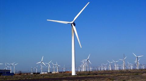 Türkiye Rüzgarda Avrupa Üçüncüsü Oldu