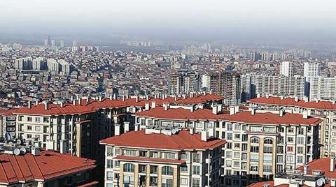 Türkiye'nin En Çok Konut Satışı Yapan İlçesi Belli oldu