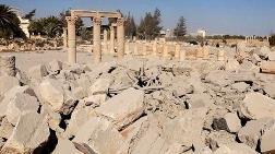 Palmira Antik Kenti'ndeki Yıkım Görüntülendi!