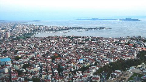 Kadıköy'de Binalara 15 Kat Sınırı!