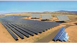Çöl Tipi Güneş Paneli Fabrikası Açılıyor