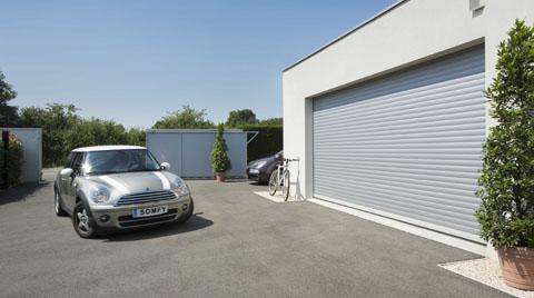 Somfy Motorlu Garaj Kapısı Sistemleri