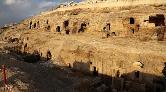 2 Bin Yıllık Kaya Mezarları Turizme Açılacak