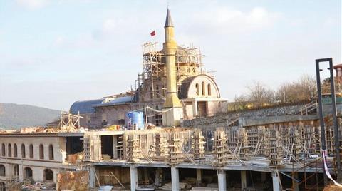 Yeni Camiler Artık Külliye Gibi Planlanacak!