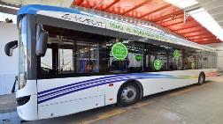 Türkiye'nin İlk Elektrikli Otobüs Filosu İzmir'de Kuruldu