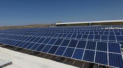 7,4 Milyon Dolarlık Güneş Santrali Devreye Alındı