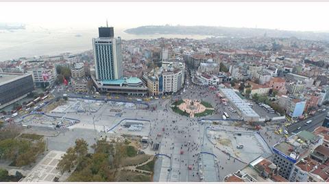 Taksim Cami Tartışmalarına Son Nokta Konuldu!
