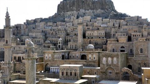 'Cazibe Merkezleri' Kapsamında Mardin için 100 Proje