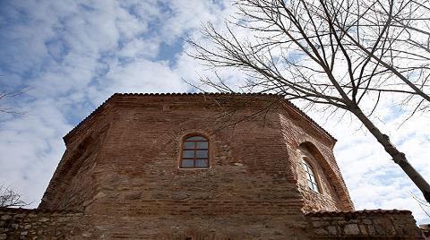 Restore Edilen Şeyh Süleyman Mescidi Açıldı
