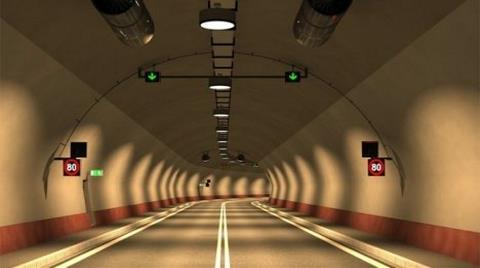 İzmir'in En Uzun Tüneli için 110 Milyonluk İhale!