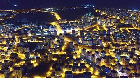 'Enerji Kenti' 14 Milyon Konutu Aydınlatıyor